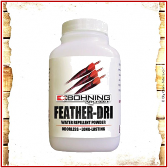 BOHNING Feather-Dri Powder - wasserabweisendes Puder